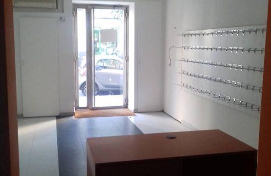 BOTTEGA 50 M²+ SOPPALCO VIALE LIBERTA'